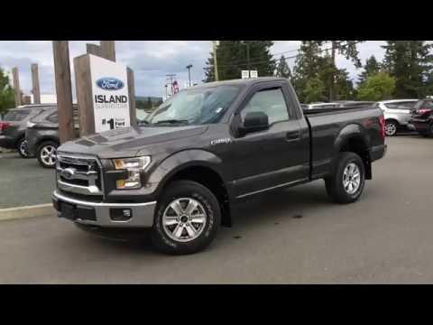 2016 Ford F-150 XLT FX4 Reg Cab + 6 1/2 Foot box Review | Island Ford