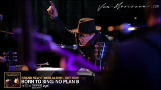 Van Morrison - Open The Door (To Your Heart), live in Belfast 2012