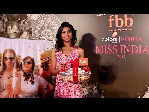Miss India West 2017 Finalists Receive Kara Wipes Gift hampers