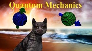 Quantum Physics Simplified And Explained In Animation (Quantum Mechanics)
