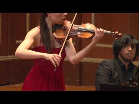 Bartok Romanian Folk Dances - Tessa Lark