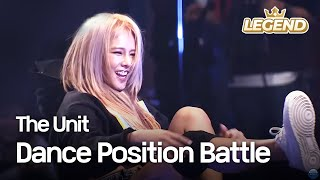 Download Video Dance Position Battle... Find the Dancing Queen of UNI+ G! [The Unit/2018.01.03] MP3 3GP MP4