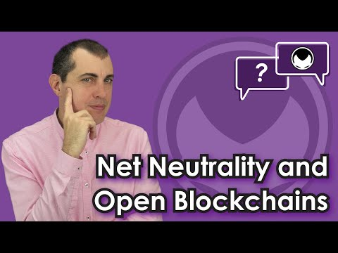 Bitcoin Q&A: Net Neutrality and open blockchains
