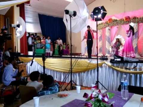 Jensi & Delu dancing on the puberty ceremony 06.Ju