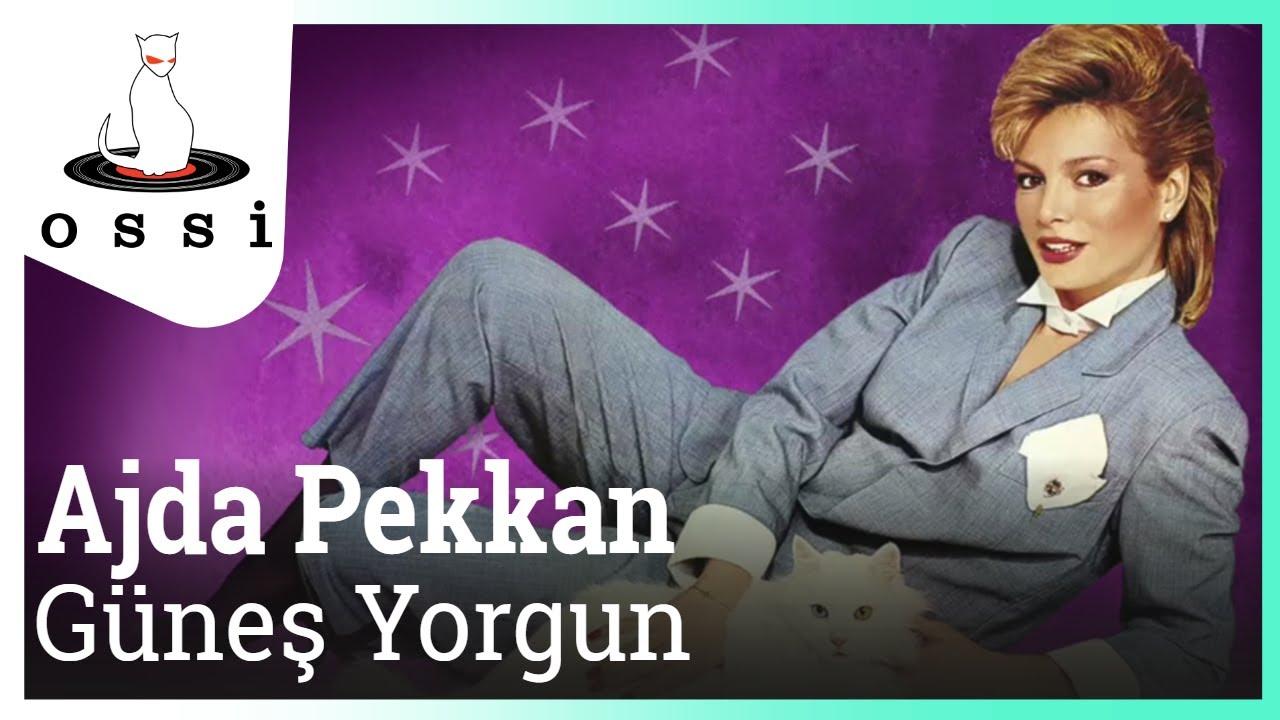 Ajda Pekkan - Güneş Yorgun (Official Audio)