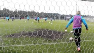 Коноплянка, Зінченко і тренування збірної України перед Іспанією