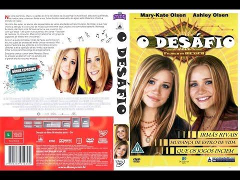 O Desafio 2003 - TVRIP -  Mary-Kate e Ashely Olsen