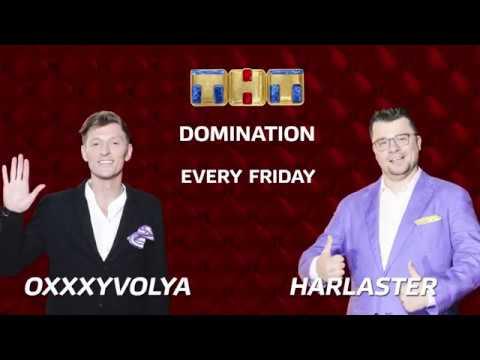 OXXXYVOLYA vs HARLASTER