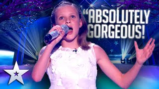 This litte girl made her mum the PROUDEST IN THE WORLD! | Live Shows | BGT Series 9