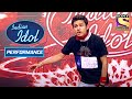 Gambar cover Contestant का 'Kurbaan Hua' पे दिया High Octave Performance | Indian Idol Season 5