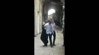 عملية طعن في القدس