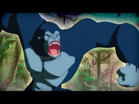 King Kong Cartoon Movie
