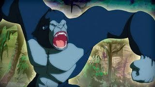 King Kong Cartoon-Film