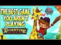 THE BEST GAME YOU ARENT PLAYING! The Adventure Pals Gameplay E1 - New Indie Platformer