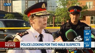Mississauga explosion update from Chief Jennifer Evans
