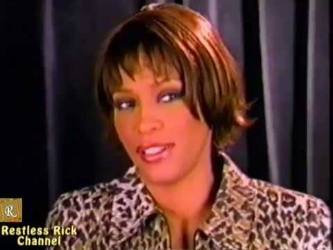 "Whitney Houston on Clive Davis:  ""He's so knowledgeable of music"""