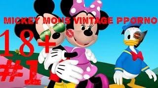(18+) FullHD►CZ Myšák Mickey Mouse - Vintage Porno w/Agrealus