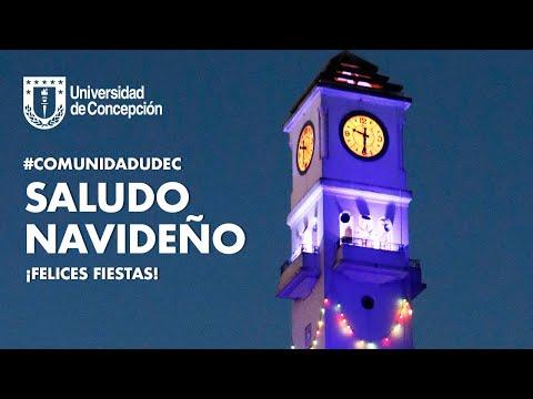 #ComunidadUdeC: Saludo Navideño