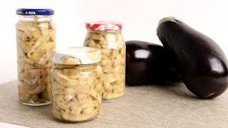 Preserved Italian Eggplant Re¢ipe - Laura Vitale - Laura in the Kitchen Episode 999