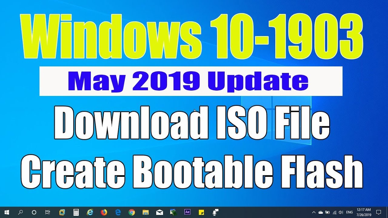 Windows 10 ISO Direct Download From Microsoft Without Media