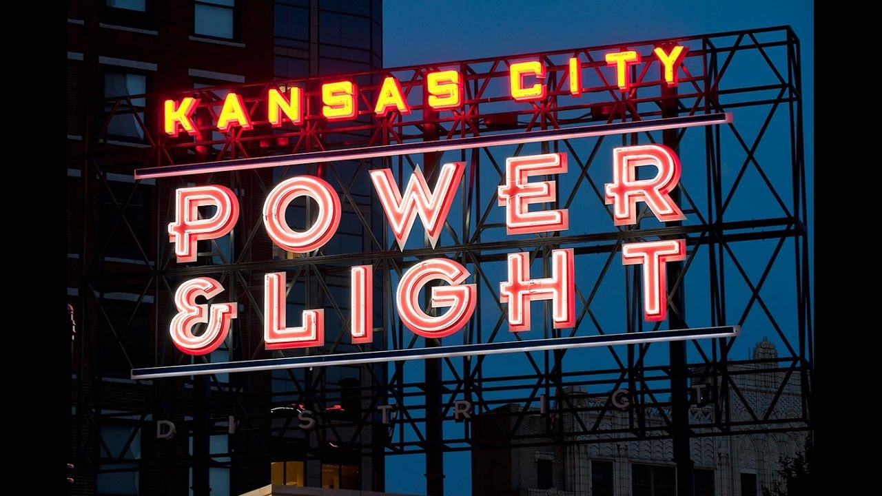 Delightful Kansas City Power U0026 Light District (NIGHT LIFE)
