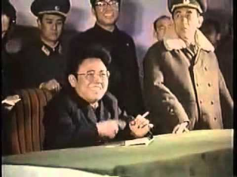 Dear leader Kim Jong Il The Great General