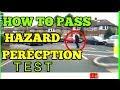 THEORY TEST UK HAZARD PRECEPTION TEST 2018 PRACTICE