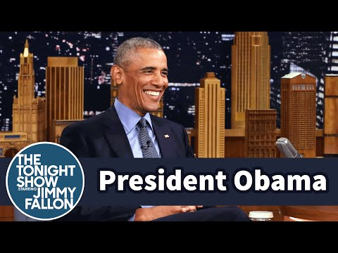 President Obama on Daughters Sasha and Malia's White House Upbringing