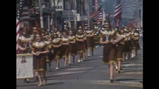 1965 McKeesport Memorial Day Parade 8mm