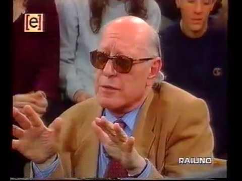 "Prof  Emanuele Severino discute su "" La Tecnica""  Rai Educational"