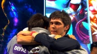 Recap - Worlds 2013 Group Stage D1