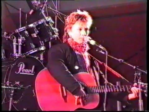 Mari Boine Persen live at  at Midnattsrocken 1986,  Lakselv Norway