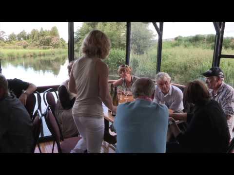 Corporate Cruise on Marlborough's River Queen NZ