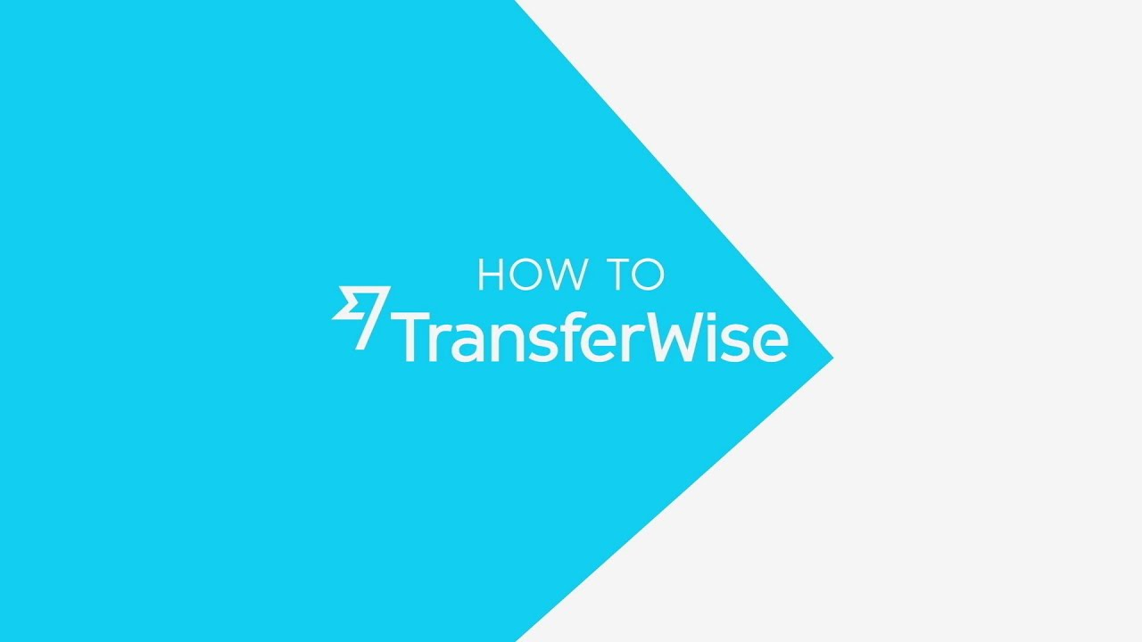 How to TransferWise - English - YouTube