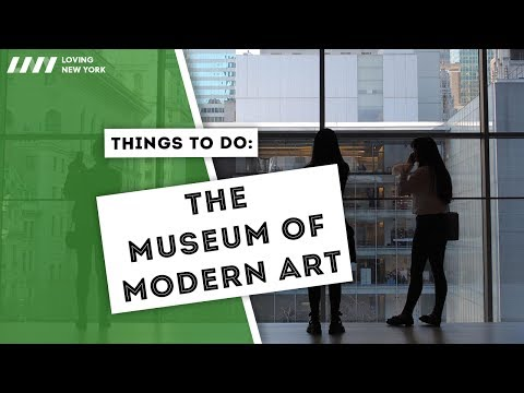 The Museum of Modern Art in New York