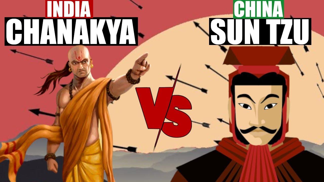 CHANAKYA NITI 7 BEST LESSONS IN HINDI | CHANAKYA VS SUN TZU | ART OF WAR | AMAZING FACTS
