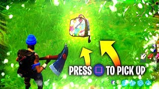 "How To Unlock *NEW* ""Bright Bag"" SECRET Item in Fortnite Battle Royale! (Fortnite Secret Backpack)"