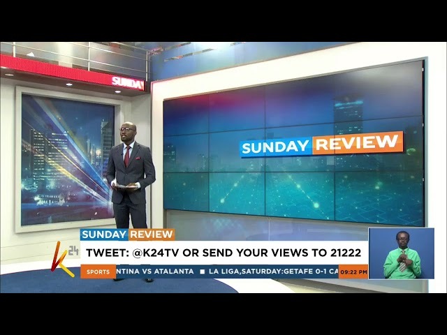 The latest news update on Sunday Review