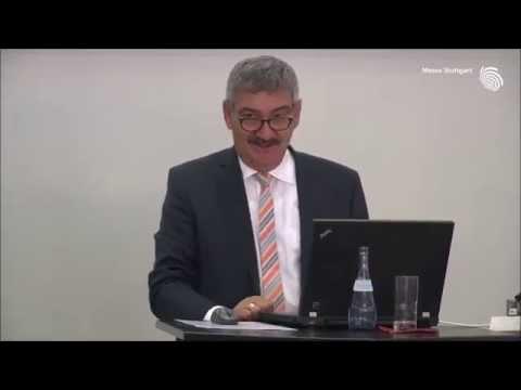 VDMA ERP 2020 Flashlight - Vortrag von Ender Hancioglu schrempp edv