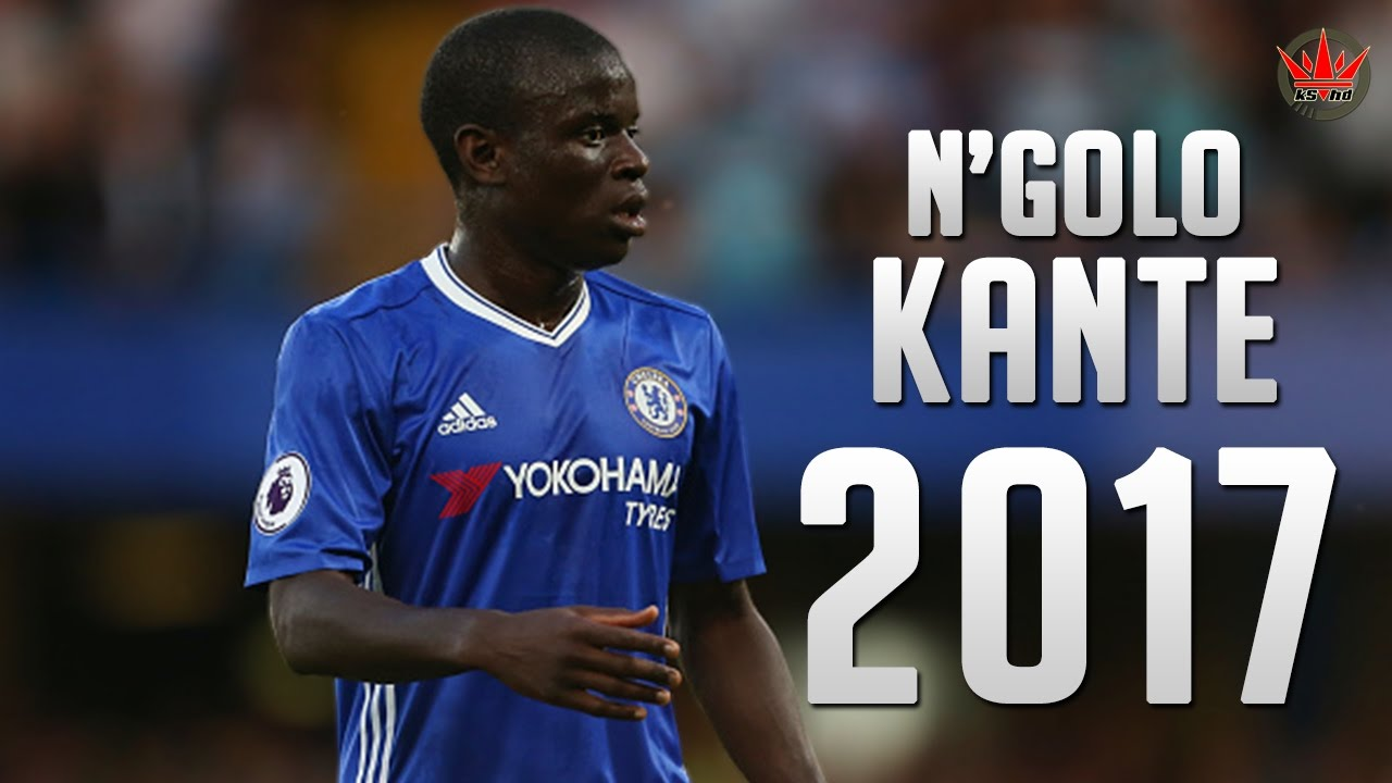 N Golo Kante ○ The Beast ○ Crazy Defensive Skills 2016 2017