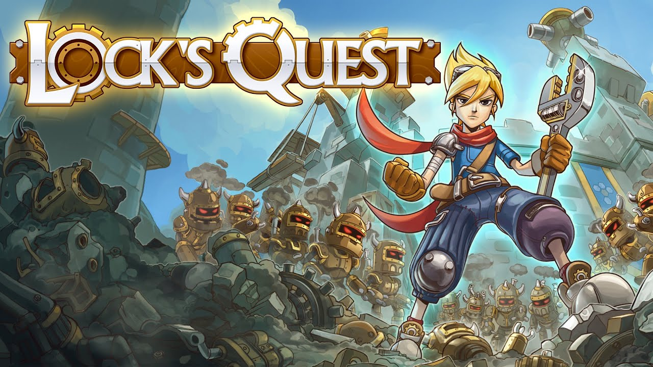 Lock's Quest is up for Pre-Registration