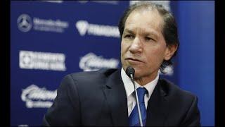 Jaime Ordiales, director deportivo del Cruz Azul, respaldó las decisiones de Juan Reynoso, aunque hayan implicado sentar a dos de los mejores jugadores del club
