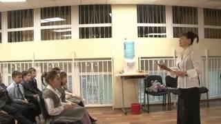 Обучающие занятия с детьми проводят сотрудники АНО «Женщины за безопасность»