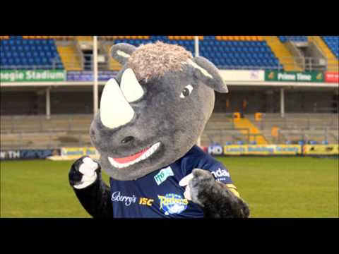 leeds rhinos marching on together