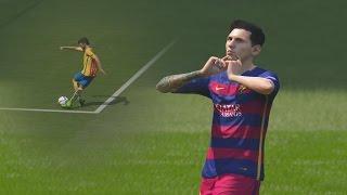 FIFA 16 | Beam | Goals & Skills Compilation | HD