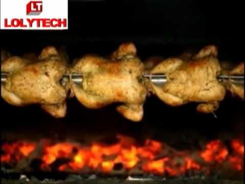 Como hacer un horno de ladrillos para pollo ala brasa