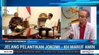 Menanti Janji Kampanye Jokowi  KH Maruf