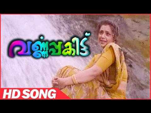 Varnapakittu Malayalam Movie   Doore Maamara Kombil Song   Meena   K.S.Chithra