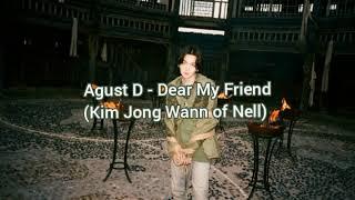 Baixar (Türkçe çeviri) Agust D - Dear My Friend (feat. Kim Jong Wan)