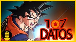 107 Datos Que DEBES Saber Sobre Dragon Ball Z (Atómico #3) en ÁtomoNetwork